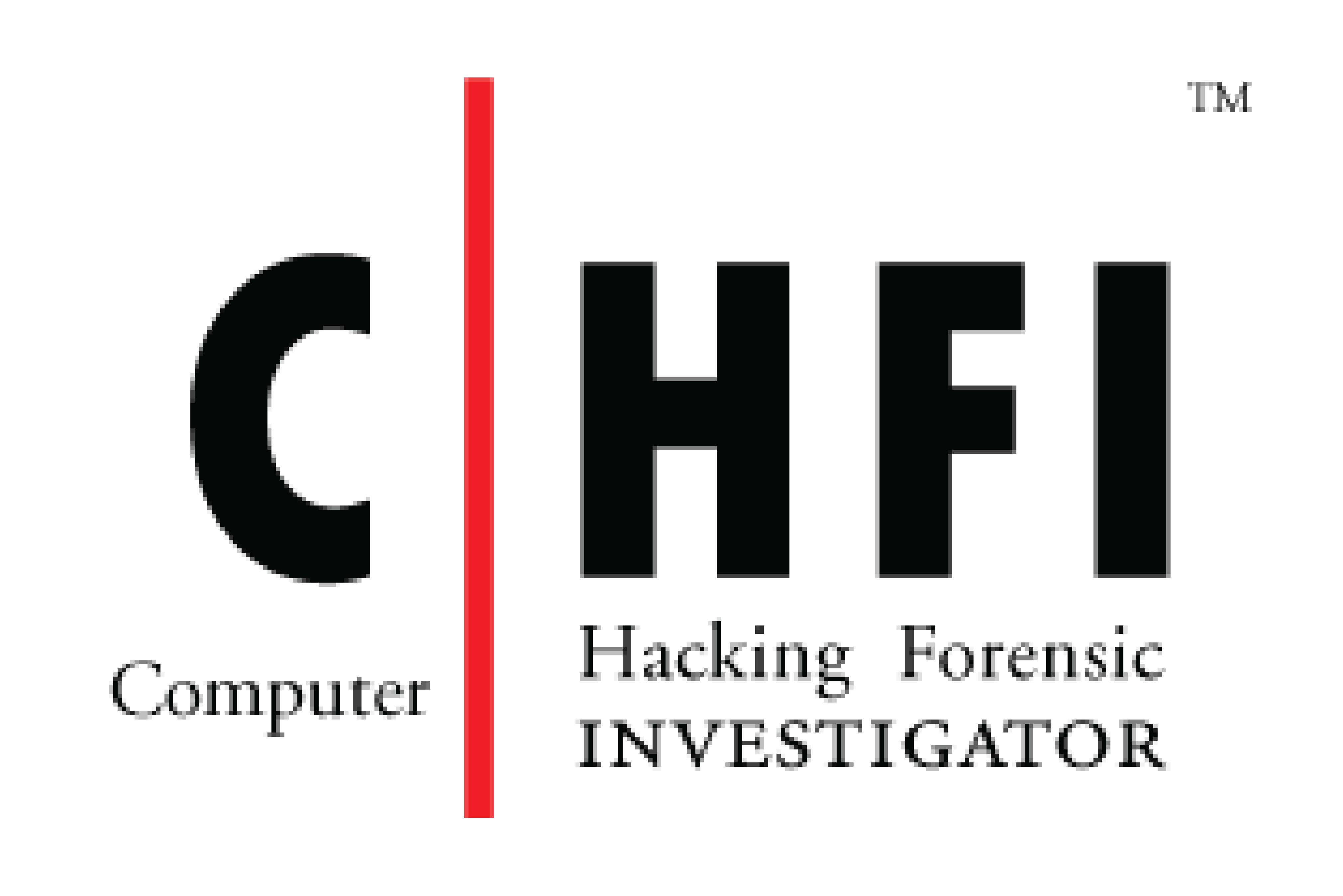 CHFI - Computer Hacking Forensic Investigator
